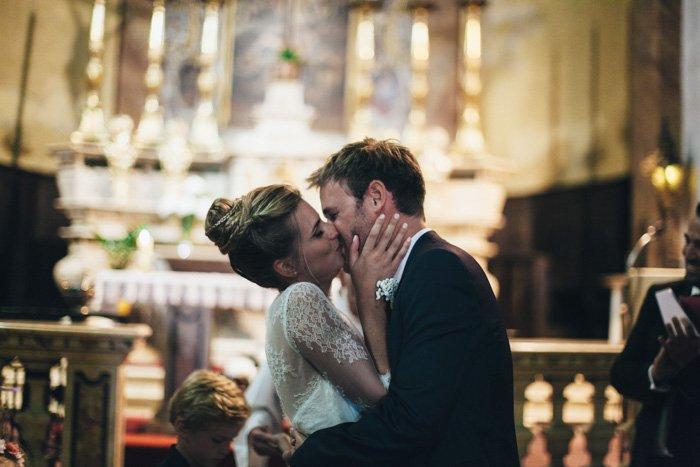 les plus beaux baisers de mariage / publié sur withalovelikethat.fr