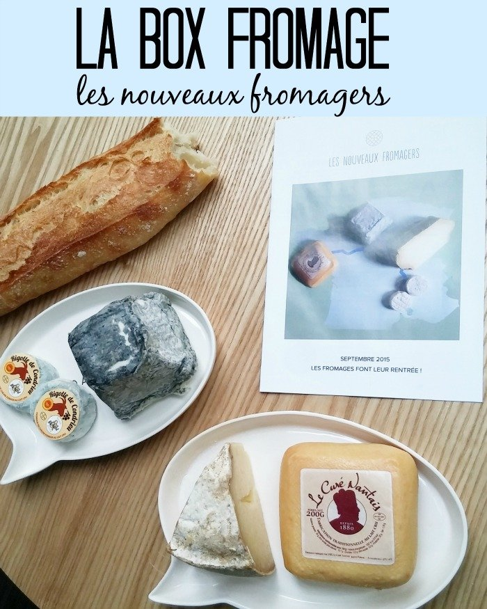 "box fromage ""les nouveaux fromagers / mon avis sur withalovelikethat.fr"