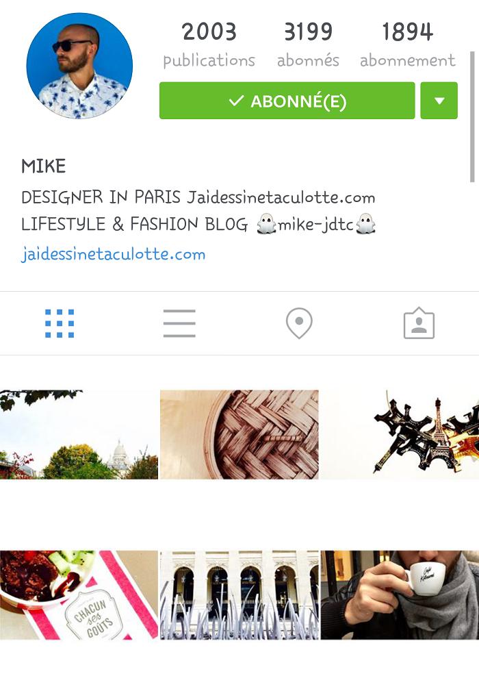 Mes comptes instagram préférés : minute papillons / retrouvez mes autres comptes instagram sur withalovelikethat.fr