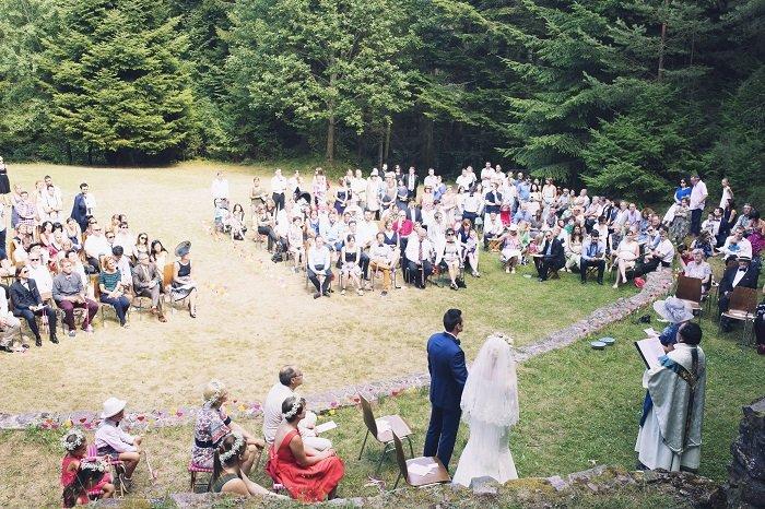 Un mariage dans les bois with a love like that - Un matin dans les bois ...