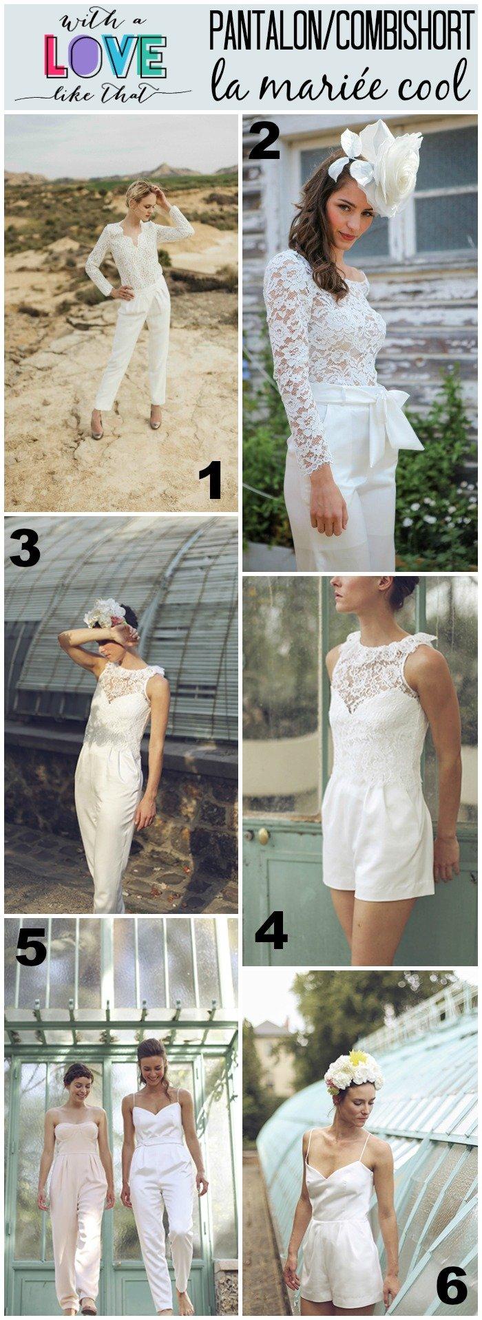 elegant deux ensembles pantalons pour marie pronuptia collection with  combinaison pantalon mariage. cool with combinaison pantalon mariage 049c07354e08