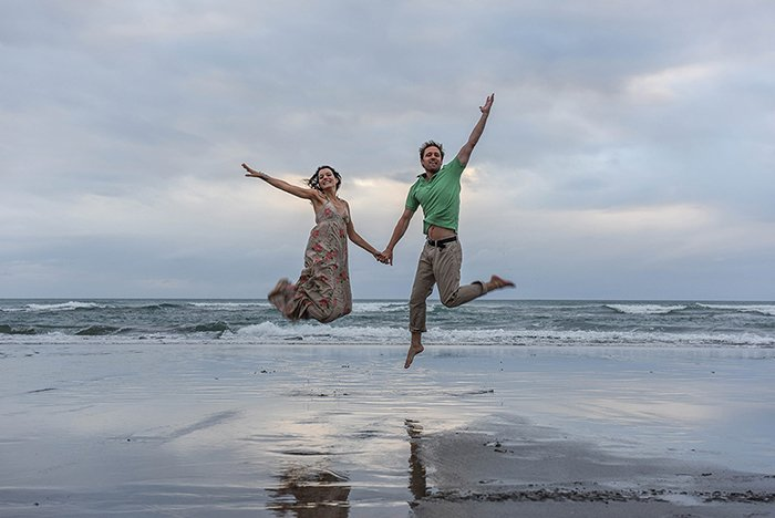 séance engagement en nouvelle zélande / photographe Anais chaine / publié sur withalovelikethat.fr