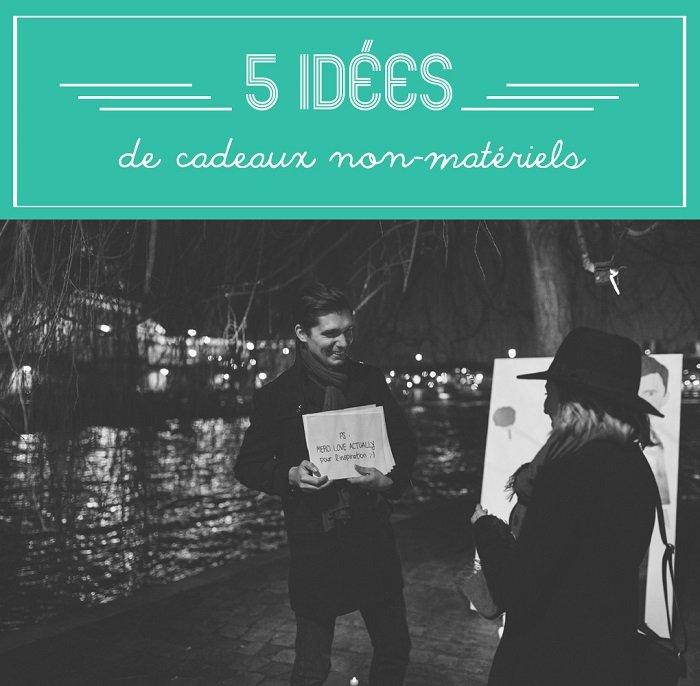 5 idées cadeaux non matériels publié sur withalovelikethat.fr