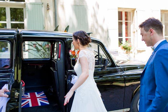 Mariage provencal sous le thème de Londres / photographe Tiara photographie / publié sur withalovelikethat.fr