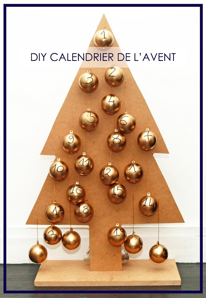 diy calendrier de l 39 avent with a love like that blog. Black Bedroom Furniture Sets. Home Design Ideas