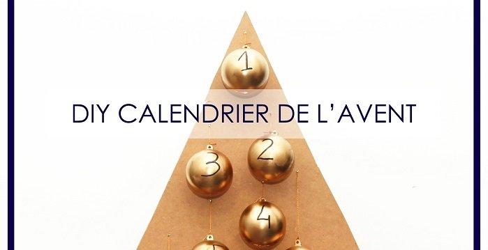 DIY calendrier de l'avent / publié sur withalovelikethat.fr