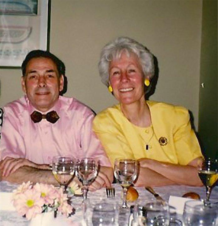 histoire d'amoureux : mes grands parents