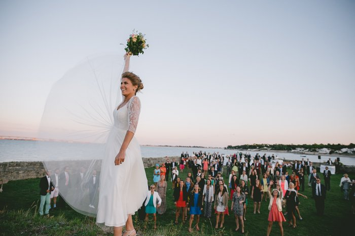 Mariage Ile de ré / photographe the love trotter / publié sur withalovelikethat.fr