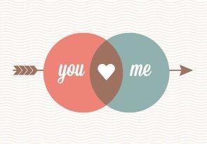 you me love