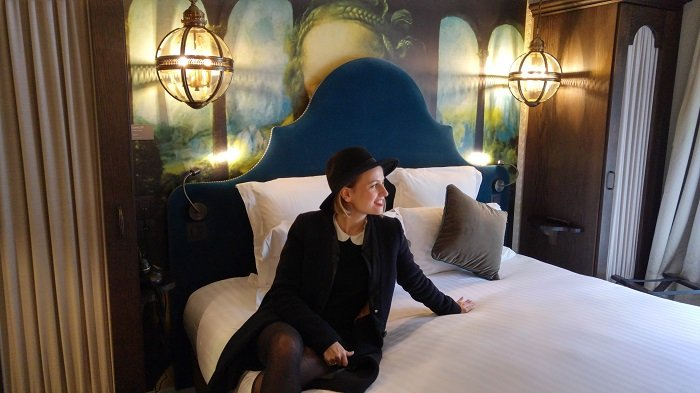 hotel da vinci paris publié sur withalovelikethat.fr