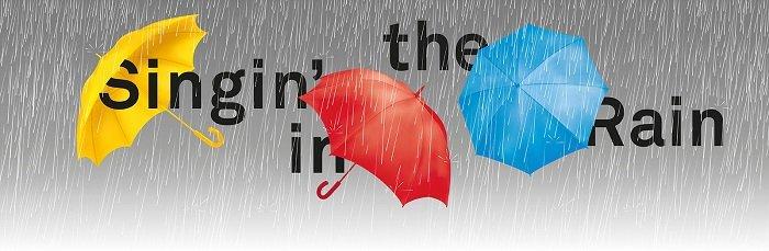 Singin in the rain : idée sortie Paris