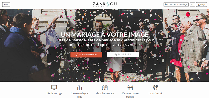 zankyou liste de mariage 50/50