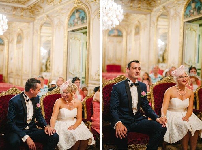 Mariage Parisien / photographe Hé capture / publié sur withalovelikethat.fr
