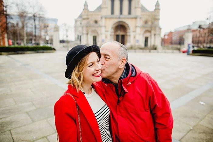 Séance photo famille Belfast / photographe navyblur / publié sur withalovelikethat.fr