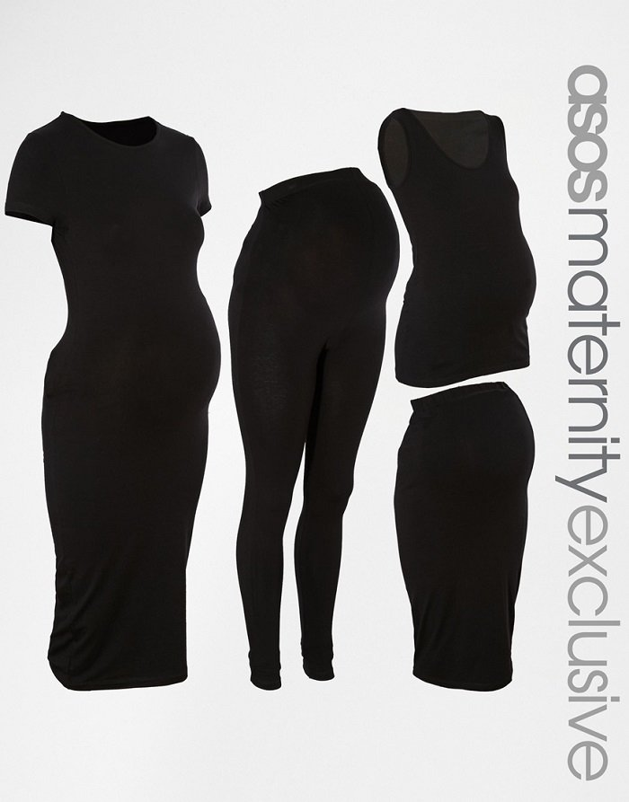 look grossesse / ma garde robe capsule sur withalovelikethat.fr