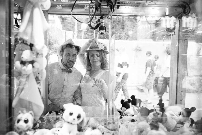 Séance engagement fête foraine / photographe Guillaume Pardieu / publié sur withalovelikethat.fr