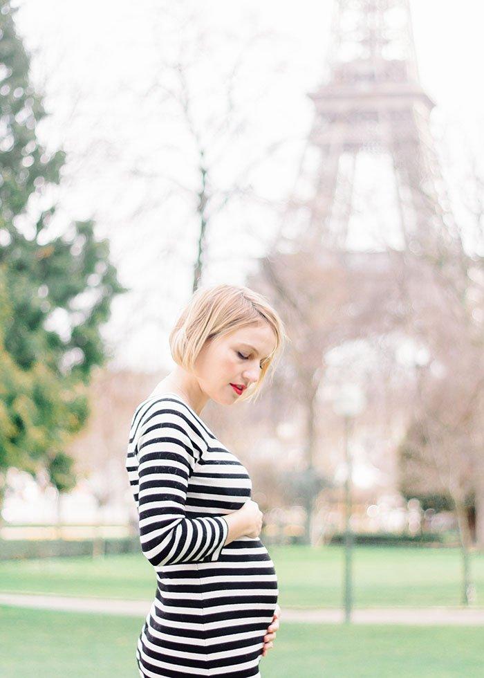 notre séance photo grossesse à Paris / photographe Sara Marilda / publié sur withalovelikethat.fr