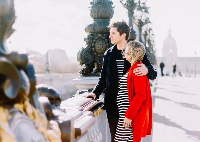Séance photo grossesse à Paris / photographe Sara Marilda / publié sur withalovelikethat.fr