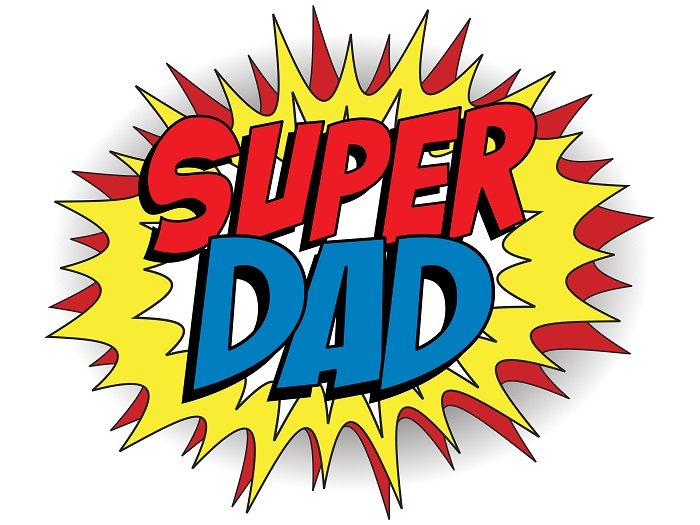 super dad publié sur withalovelikethat.fr