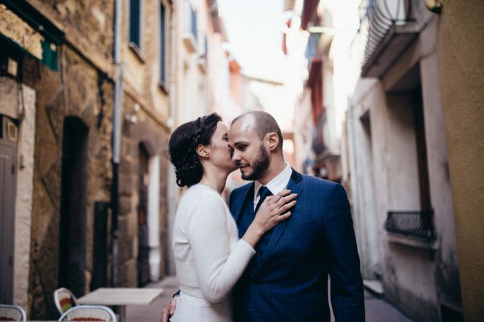 mariage petit comité hiver / photographe the love trotter / publié sur withalovelikethat.fr