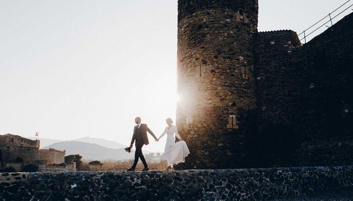 un mariage en petit comité