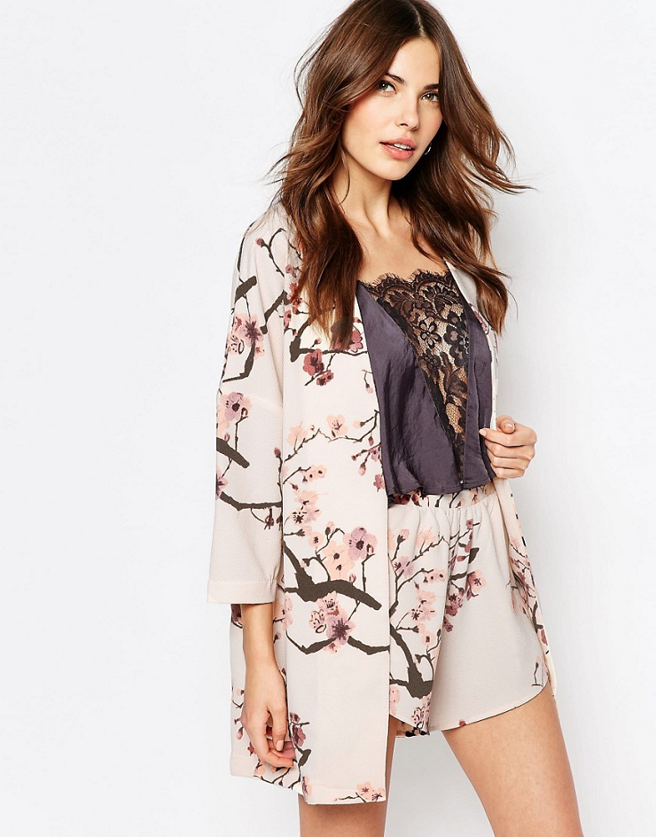 kimono look grossesse / withalovelikethat.fr