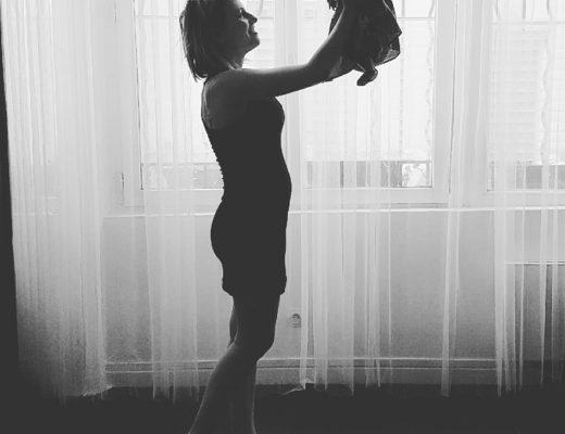 mon corps après l'accouchement / sur withalovelikethat.fr