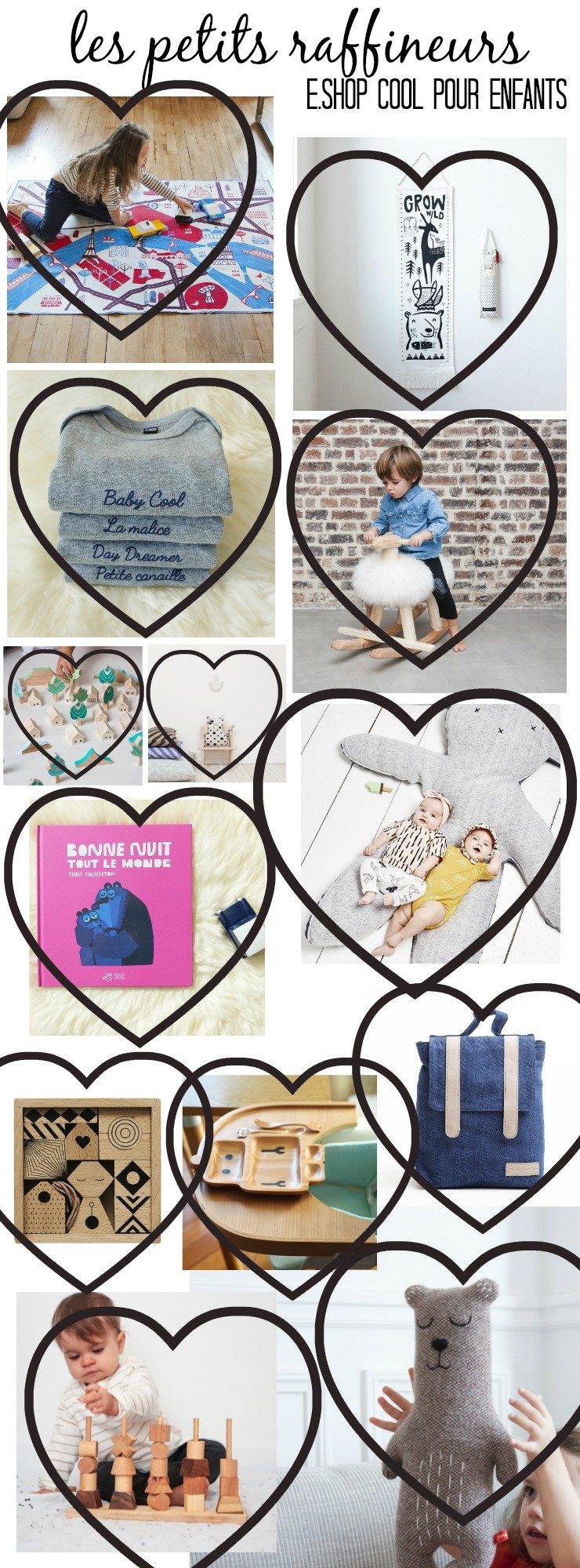 les petits raffineurs - idées cadeaux pour enfants cools