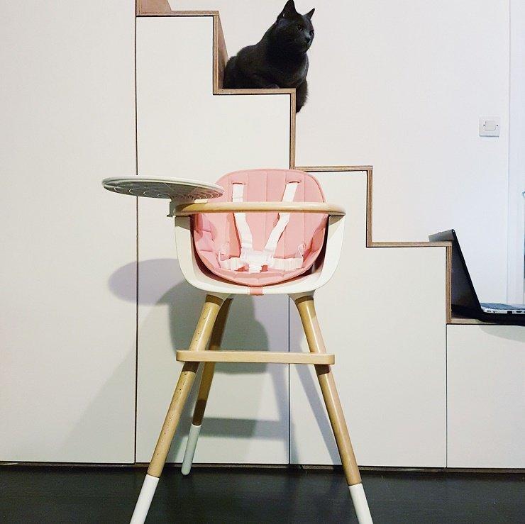 chaise haute ovo avis / mes indispensable bébé 2-6 mois
