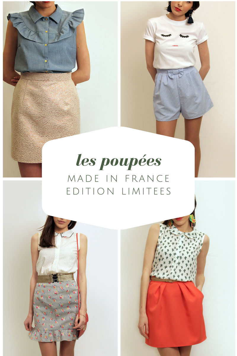 Les poupées / made in france sélection withalovelikethat.fr