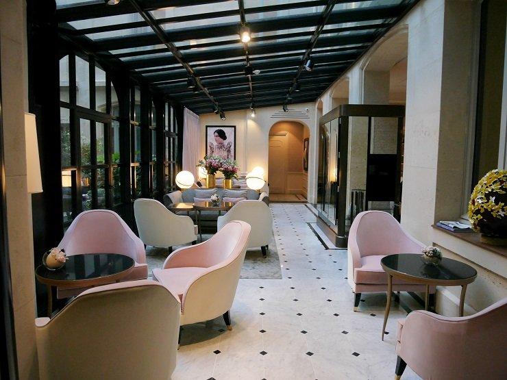 hotel paris : le narcisse blanc / bonnes adresses sur withalovelikethat.fr