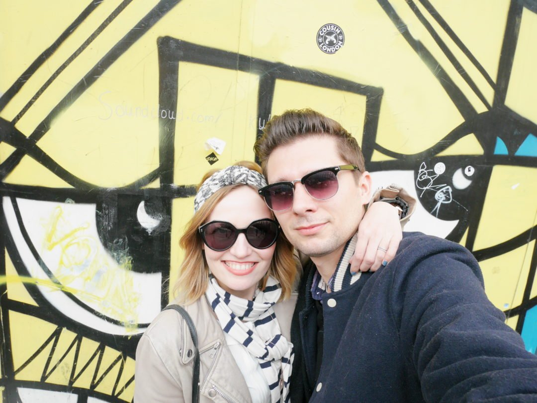 Londres Shoreditch en amoureux / sur withalovelikethat.fr