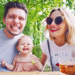 like that family : smile smile smile