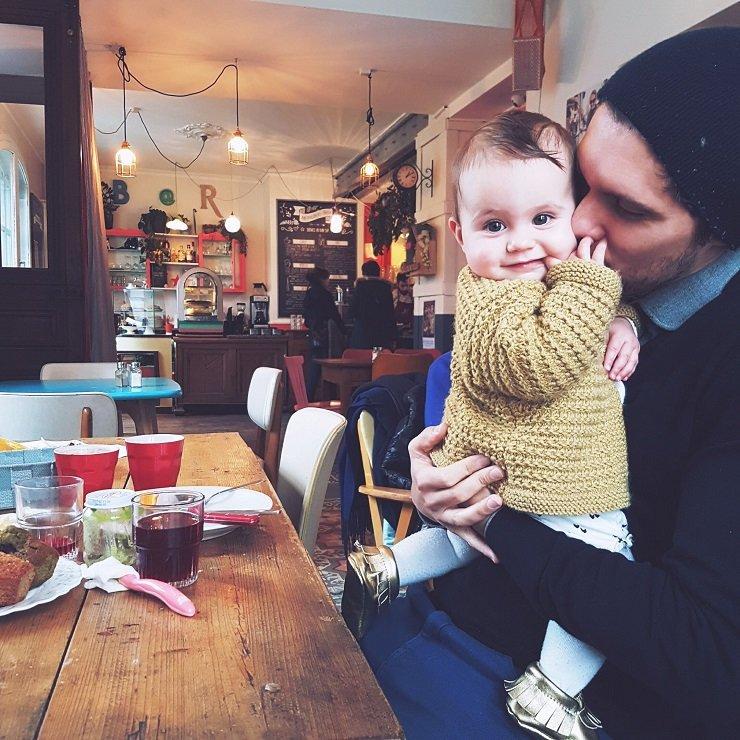 sorties avec bébé