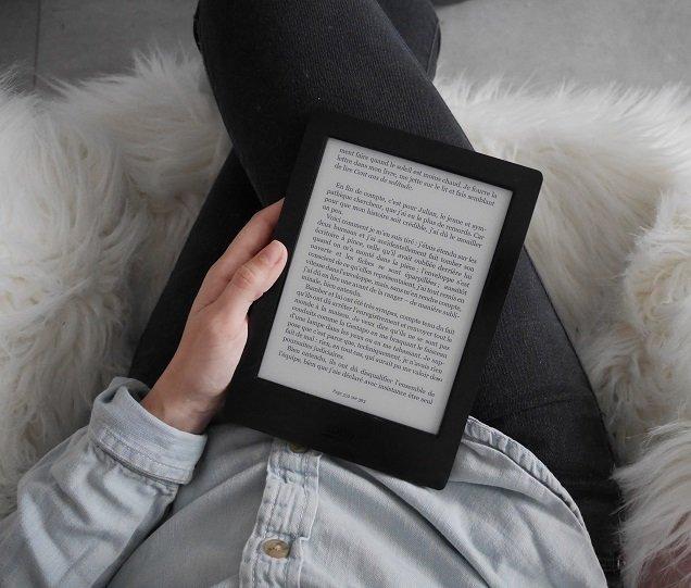 mon avis sur la liseuse numérique kobo