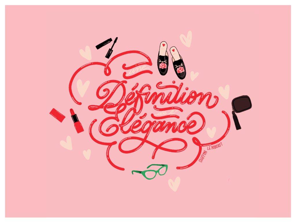 Hand lettering par Mélanie de Bossoreille