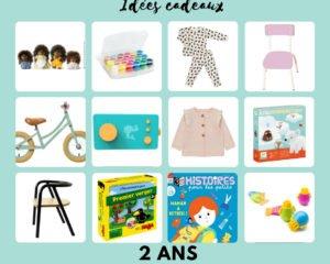 idées cadeaux anniversaire 2 ans / withalovelikethat.fr