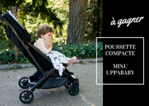 concours - poussette minu uppababy
