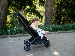 poussette de ville / voyage MINU uppa baby : withalovelikethat.fr