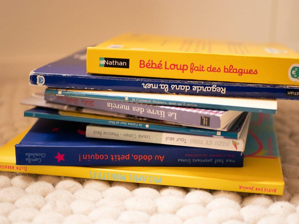 selection livres préférés 18-24 mois / withalovelikethat.fr