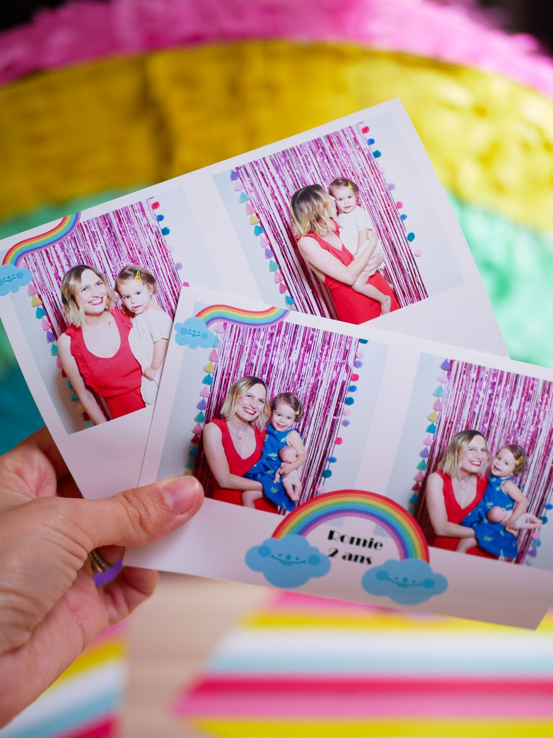 cabine photo Mister Like that (anniversaire 2 ans)