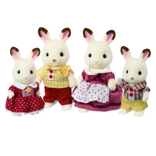 famille lapin sylvanian with a love like that blog lifestyle love. Black Bedroom Furniture Sets. Home Design Ideas