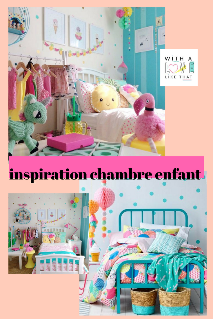 inspiration chambre enfant (2 ans) - with a love like that - blog
