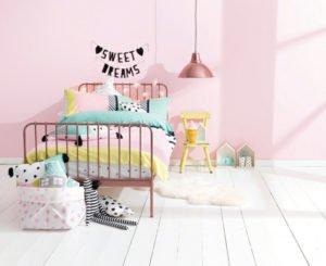 inspiration chambre d'enfant colorée