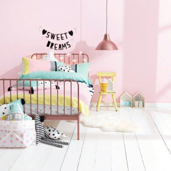 Inspiration chambre enfant (2 ans)