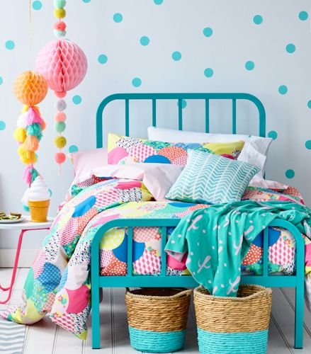 inspiration-chambre-enfant-2-ans-coloree (5) - With a love like that ...