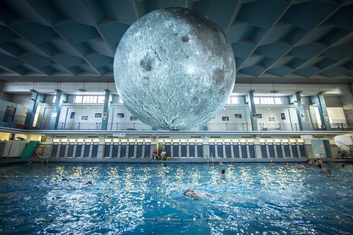 lune piscine pailleron