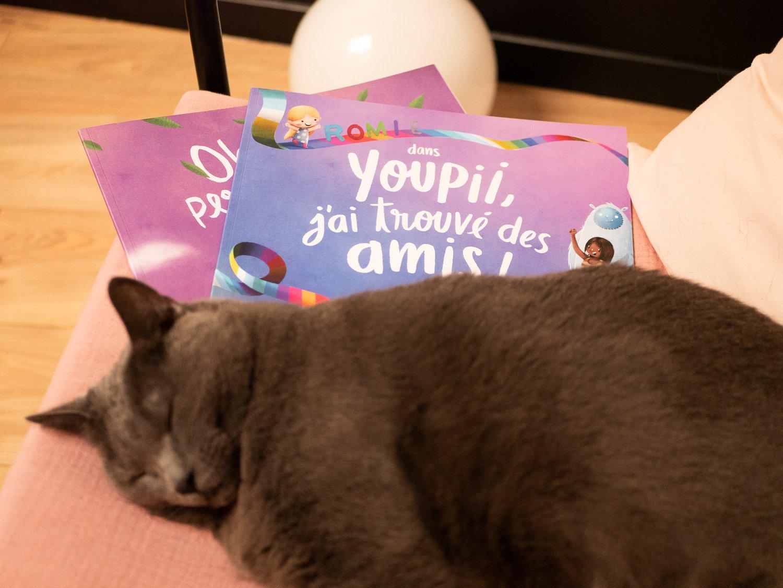 Livre personnalisé wonderbly - idée cadeaux enfant