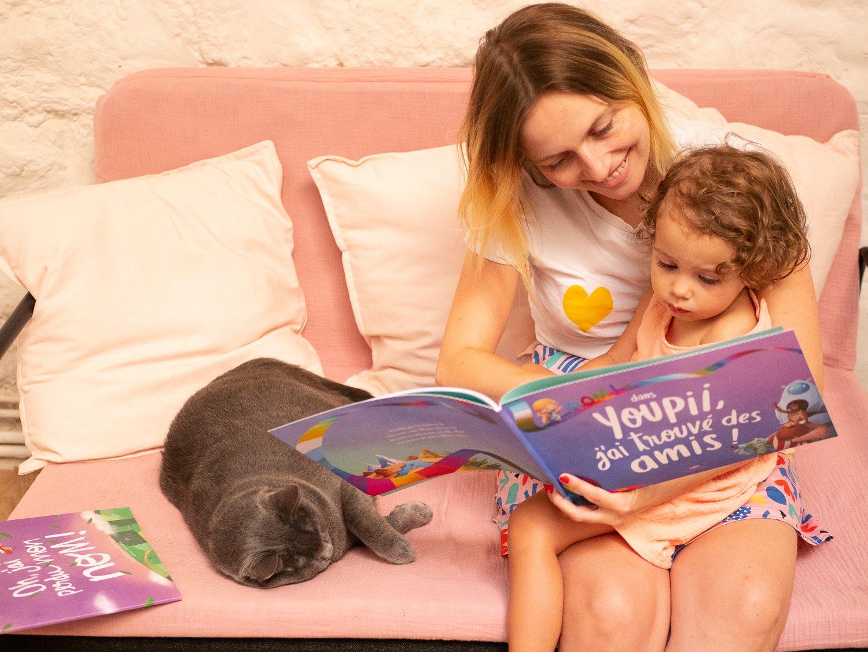 Le livre personnalisé pour enfants : wonderbly