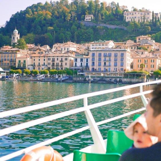 Bellagio, vacances en famille au lac de Côme / withalovelikethat.fr
